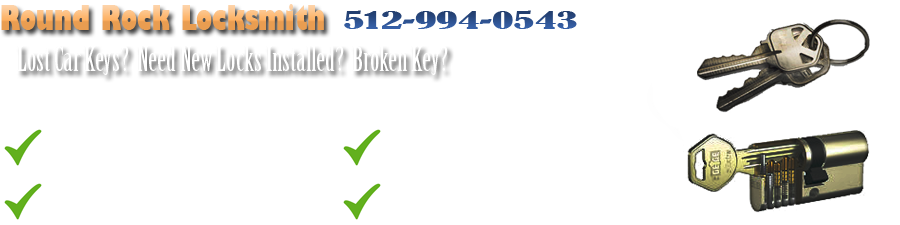 Round Rock TX Locksmith Affordable & Professional Licensed & Insured